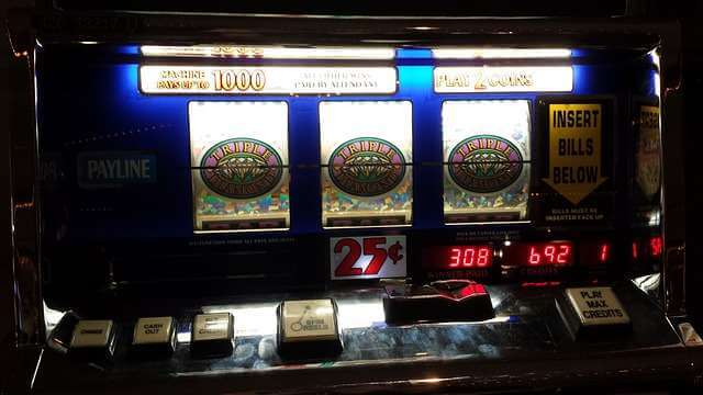 Machine à sous casino