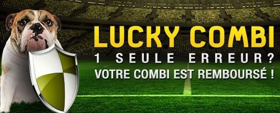 Betfirst lucky combi